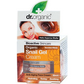Organic Snail Gel Face Cream 50ml