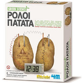 4M Green Science Ρόλοι Πατάτα