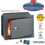 Technomax Χρηματοκιβώτιο εντοιχιζόμενο DK, με κλειδί