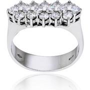Δαχτυλίδι Κ18 με Διαμάντι, 000853