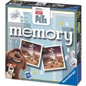 Memory Παιχνίδι μνήμης The secret life of pets 05-21225