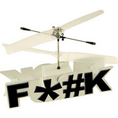 Z-mall Rc Flying F*k MRF.A.001554