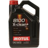 ΛΙΠΑΝΤΙΚΟ ΚΙΝΗΤΗΡΑ MOTUL 8100 X-clean+ 5W30 C3 5LT