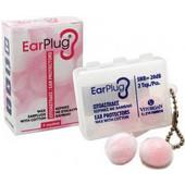 Vitorgan EarPlug Υποαλλεργικές Ωτοασπίδες Κέρινες με Επικάλυψη Βαμβάκι 4τεμάχια
