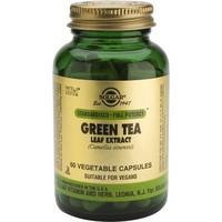 Solgar Green Tea Leaf Extract 60s