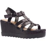 Fardoulis shoes Γυναικείες Πλατφόρμες 1102 Μαύρο Fardoulis shoes 1102 M