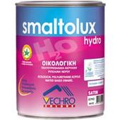 Ριπολίνη Λευκή SMALTOLUX hydro Gloss/Satin/Velvet ΒΕΧΡΩ