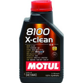 ΛΙΠΑΝΤΙΚΟ ΚΙΝΗΤΗΡΑ MOTUL 8100 X-clean 5W40 C3 1LT