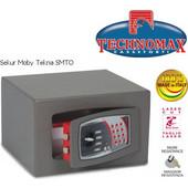 Technomax Χρηματοκιβώτιο επιδαπέδιο Sekur Moby Tekna, με ηλεκτρονικό κωδικό