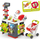 Smoby Role Play Supermarket Green (350202)