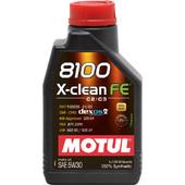 ΛΙΠΑΝΤΙΚΟ ΚΙΝΗΤΗΡΑ MOTUL 8100 X-clean FE 5W30 1LT