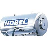 Nobel Boiler Ηλιακού Θερμοσίφωνα 300lt Inox Τριπλής για αντλία θερμότητας -(18 ΑΤΟΚΕΣ ΔΟΣΕΙΣ )
