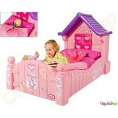 Παιδικό Κρεβάτι Princess Little Tikes 7000