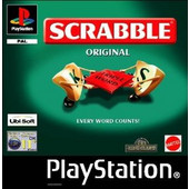 PS1 GAME Scrabble