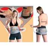 Ζώνη Αδυνατίσματος Διπλής Δράσης Sauna & Massage - TV - 00004744