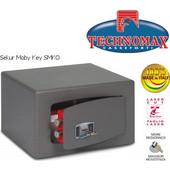 Technomax Χρηματοκιβώτιο επιδαπέδιο Sekur Moby, με κλειδί