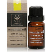 Apivita Essantial oil Σιτρονέλλα 10ml