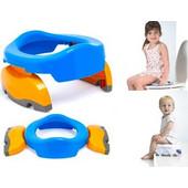 Έξυπνη Φορητή Παιδική Τουαλέτα & Κάθισμα 2 σε 1 - OEM - 001.3915