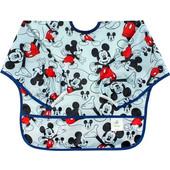 Disney Sleeved Bib Σαλίαρα με Μανίκι Mickey by Bumkins Bumkins