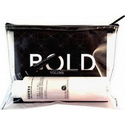 Korres Gift Set Bold Σετ Μακιγιάζ(Μάσκαρα και Eyeliner σε μάυρη απόχρωση και γαλάκτωμα καθαρισμού Πρωτείνες Γάλακτος)