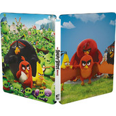 ANGRY BIRDS: THE MOVIE 3D - ANGRY BIRDS: Η ΤΑΙΝΙΑ 3D Limited Edition Steelbook  (BLU-RAY 3D + BLU-RAY) & ΜΕΤΑΓΛΩΤΤΙΣΜΕΝΟ ΣΤΑ ΕΛΛΗΝΙΚΑ - IMPORTED / ΕΙΣΑΓΩΓΗΣ