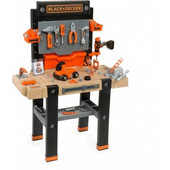Smoby Black & Decker Workbench Super Center