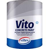 Vitex Τσιμεντόχρωμα Vito 985 (ανθρακί) 3L