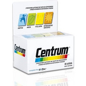 Centrum A-Zinc With Lutein 30s
