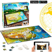 NATIONAL GEOGRAPHIC NATIONAL GEOGRAPHIC CIVILIZATIONS 4D ΠΑΖΛ 600 τεμ. ΚΙΝΑ (61006)