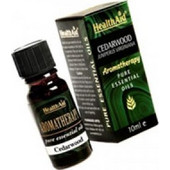 HEALTH AID AROMATHERAPY CEDARWOOD OIL 10ml