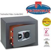 Technomax Χρηματοκιβώτιο επιδαπέδιο DMC Combi, με μηχανικό κωδικό
