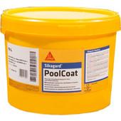 Υδατικής βάσης βαφή για κολυμβητικές δεξαμενές SIKA Sikagard PoolCoat