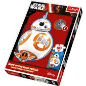 Star Wars BB-8 glow in the dark puzzle Legler Κωδ: 7861
