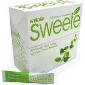 Lilly Weider Sweete Stevia 40 Sticks