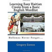 Learning Easy Haitian Creole from a Basic English Wordlist