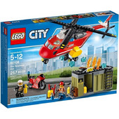 Lego City - Fire Response Unit 60108