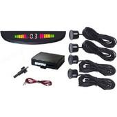 Αισθητήρας Παρκαρίσματος με ψηφιακή οθόνη LED PARKING SENSOR G1790 - Black