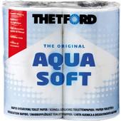 Χαρτί Τουαλέτας Aqua Soft (4τμχ)