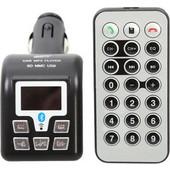 Bluetooth Ανοικτής Ακρόασης - USB/SD MP3 Player Αυτοκινήτου - Car FM Transmitter - OEM - 001.5335