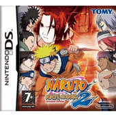 Naruto Ninja Council 2 DS