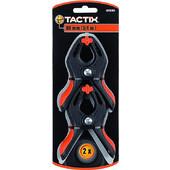 Tactix Σφιγκτήρας Χειρός (τσιμπίδα) 80mm 2τεμ