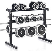Βάση βαρών Kettler Weight Bar & Disk Stand