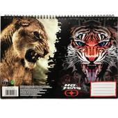 Μπλοκ Ζωγραφικής No Fear A4 30 Φύλλων 1Τμχ-2 Σχέδια (347-00413)