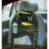 Θήκη Πλάτης Καθίσματος Αυτοκινήτου oem