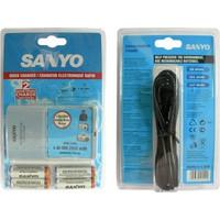 Sanyo HR06 2500mAh