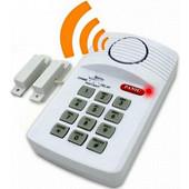 Σύστημα Συναγερμού SecurePro 110db με Μαγνητική Επαφή & Πληκτρολόγιο