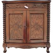 Μπουφές από ξύλο μασίφ σημύδα με 1 συρτάρι και δίφυλλη πόρτα HOMEPLUS 01.01.0242