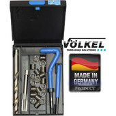 Volkel V-Coil Thread Insert System - Σύστημα εισαγωγής πάσου