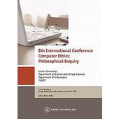 8th International Computer Ethics: Philosophical Enquiry Conference