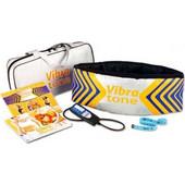 Ζώνη μασάζ αδυνατίσματος με δόνηση vibratone - εκγύμνασης - θεραπείας